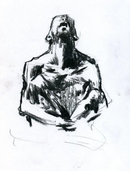 Nude by Martien Bos 06
