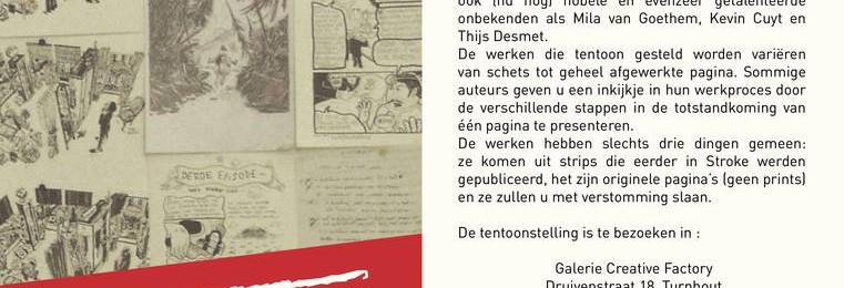 Expositie in Turnhout