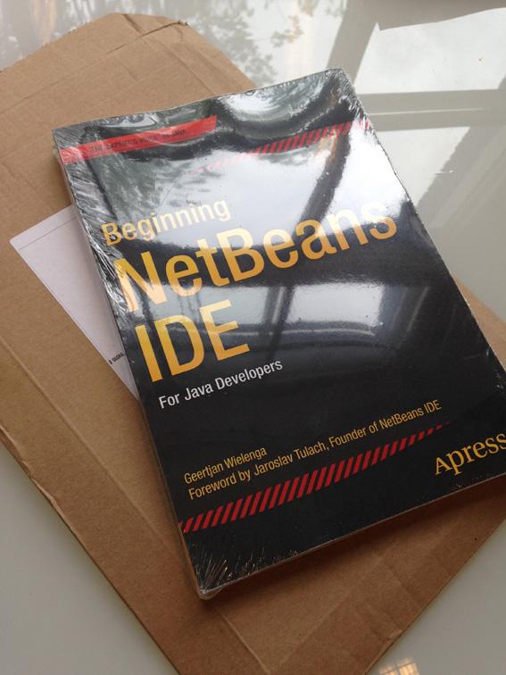 Beginning NetBeans IDE met illustraties Martien Bos