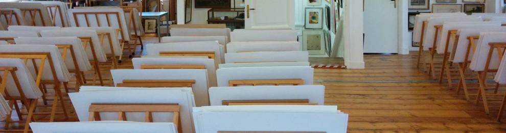 Schrijversportretten worden geveild